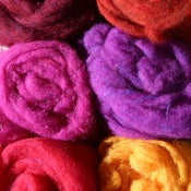 Image of Hot Colored Fleece~6 Pack