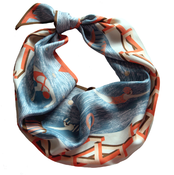 Image of SWIMMING POOL SCARF