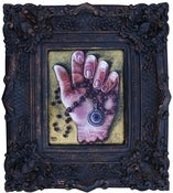 Image of The Necklace - Framed