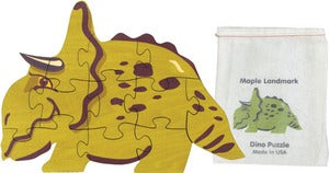 Image of Shaped Jigsaw Puzzle, Dinosaur