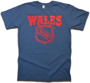 Image of Prince of Wales Conference - Classic NHL Conference Series tee by Backpage Press
