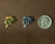 Image of Leadpony / Wingpony Lapel Pins