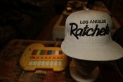 Image of LA RATCHETS SNAPBACK (wool)