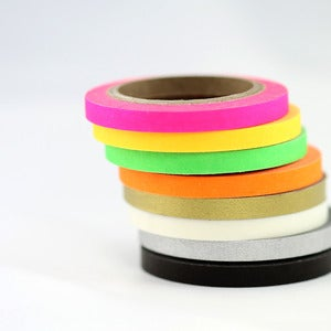 Image of Tendrils of Color Washi Tape