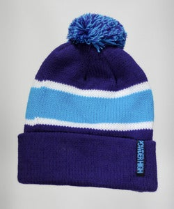 Image of Winter Beanie - Purple