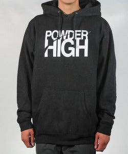 Image of Stacked - Men's Grey Hoodie
