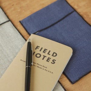 Image of Carnets Field Notes (lot de 3 carnets)