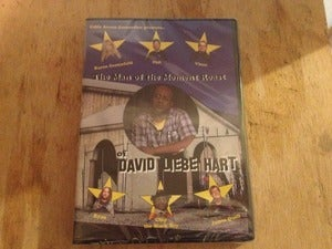 Image of The Roast of David Liebe Hart DVD