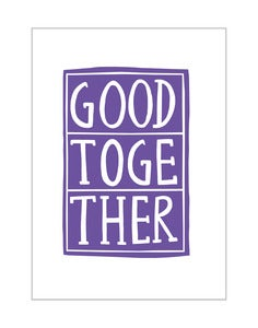 Image of 'Good Together' card