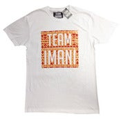 Image of TAB Tribe T-shirt [White]
