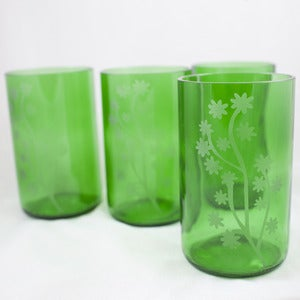 Image of Set of 4 Glasses