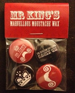 Image of Mr King's Badge Pack