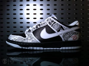 Image of Freegum All-Over Dunk Low