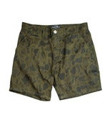 Image of Grand Scheme - Dot Camo Shorts