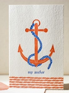 Image of My Anchor Card