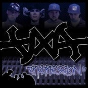 Image of DXA - Progression LP // MP3 Download