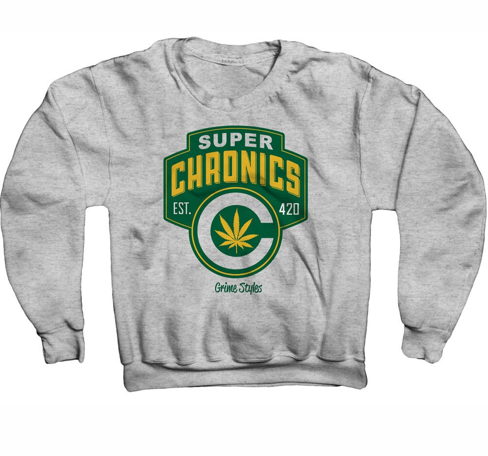 Image of Super Chronics Crewneck