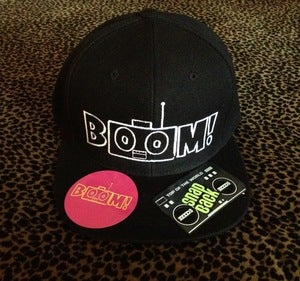 Image of BOOM SNAPBACKS!
