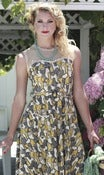 Image of Jackie Dress-Pottery Print