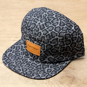 Image of Grand Scheme- Leopard 5 panel