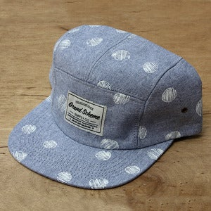 Image of Grand Scheme- Scribble Dot 5 panel