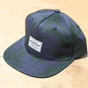 Image of Grand Scheme- Maui wowie snapback navy