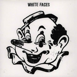 "Image of WHITE FACES - Self Titled LP (includes bonus 7"")"