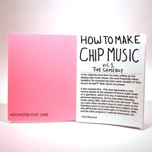Image of how to make chip music vol. 1