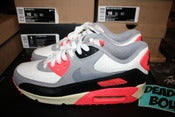 Image of Air Max 90 OG &quot;Infrared&quot;