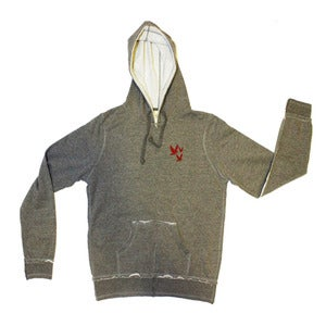"Image of ""THE SKY IS NOT THE LIMIT"" Zip-Up Fleece"