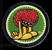 Image of BRAINLINGTON Leather Patch ( Natural )