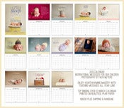 Image of 2013 Wall Calendar | Inspirational Messages for Our Children