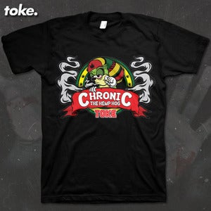Image of Toke - Chronic - Tee