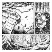 Image of Black Axe #6 Page 12