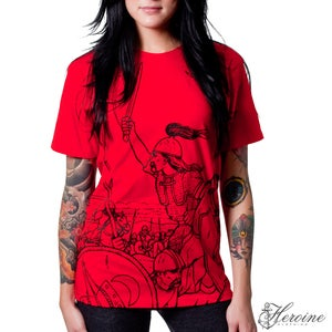 Image of Fight Red Unisex
