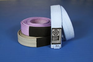 Image of Custom Hand Dyed Hemp Belts