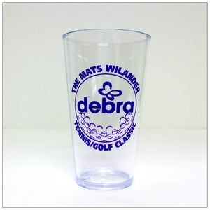 Image of DebRA Vintage Pint Glasses