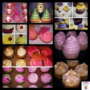 Image of Alcohol Infused Cupcakes