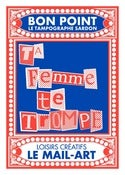 Image of Affiche &quot;Le Mail-Art&quot;