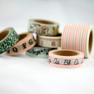 Image of School House Rock Washi Tape