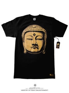 Image of BUDDHA T-Shirt | Gold Series