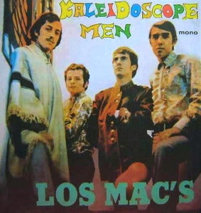Image of LOS MAC'S | KALEIDOSCOPE MEN LP