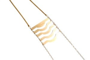 Image of Namib Necklace 1A60 