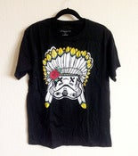 Image of SLOTH Chief Trooper Black T-Shirt