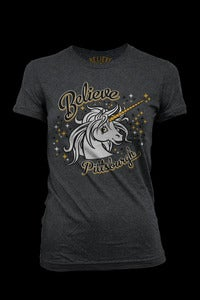 Image of Believe Unicorn Womens