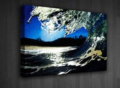 "Image of ""Liquify"" Limited Edition Gallery Wrapped Canvas Print- Robbie Crawford Collaboration"