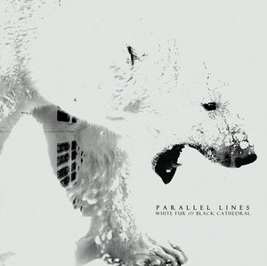 Image of Parallel Lines - White Fur /// Black Cathedral