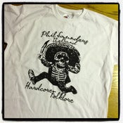 Image of PHIL SAUNDERS - MEXICORE T SHIRT