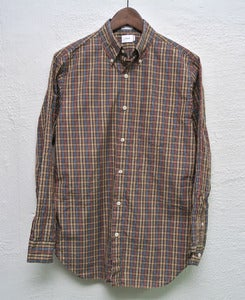 Image of J.crew plaid shirt (S)