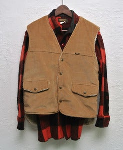 Image of Lee storm rider lined vest (M)